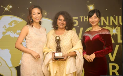 Deccan Odyssey Train Awards
