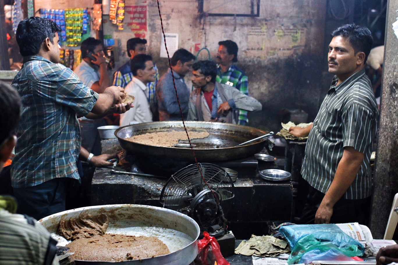 street food of lucknow