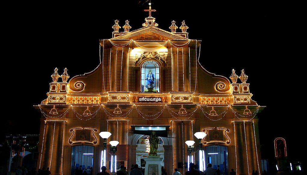 Christmas at Pondichery