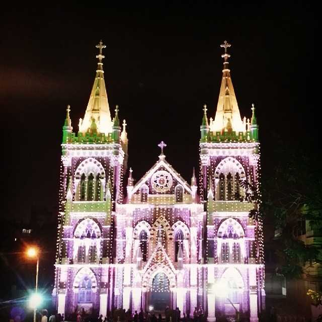 Mount Mary, Mumbai