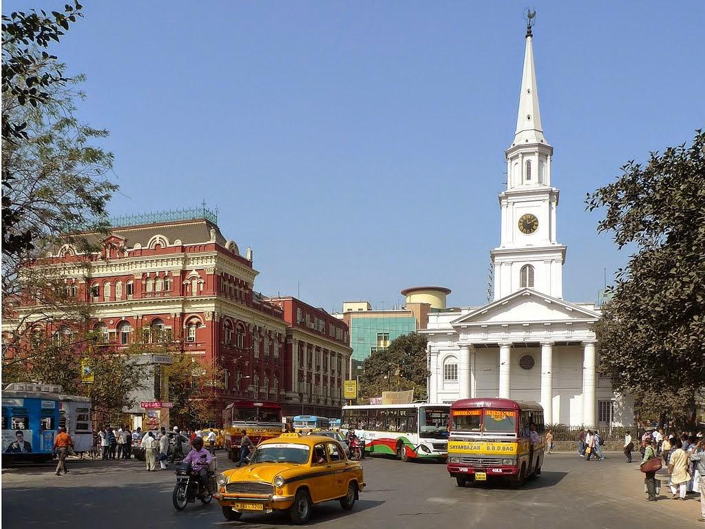 St.Andrew's church, Kolkata