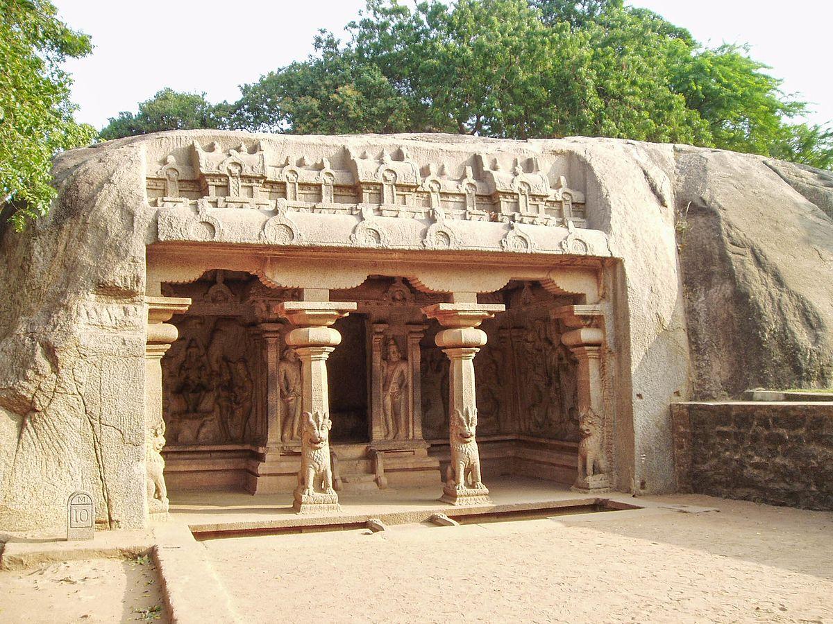 Varaha Caves