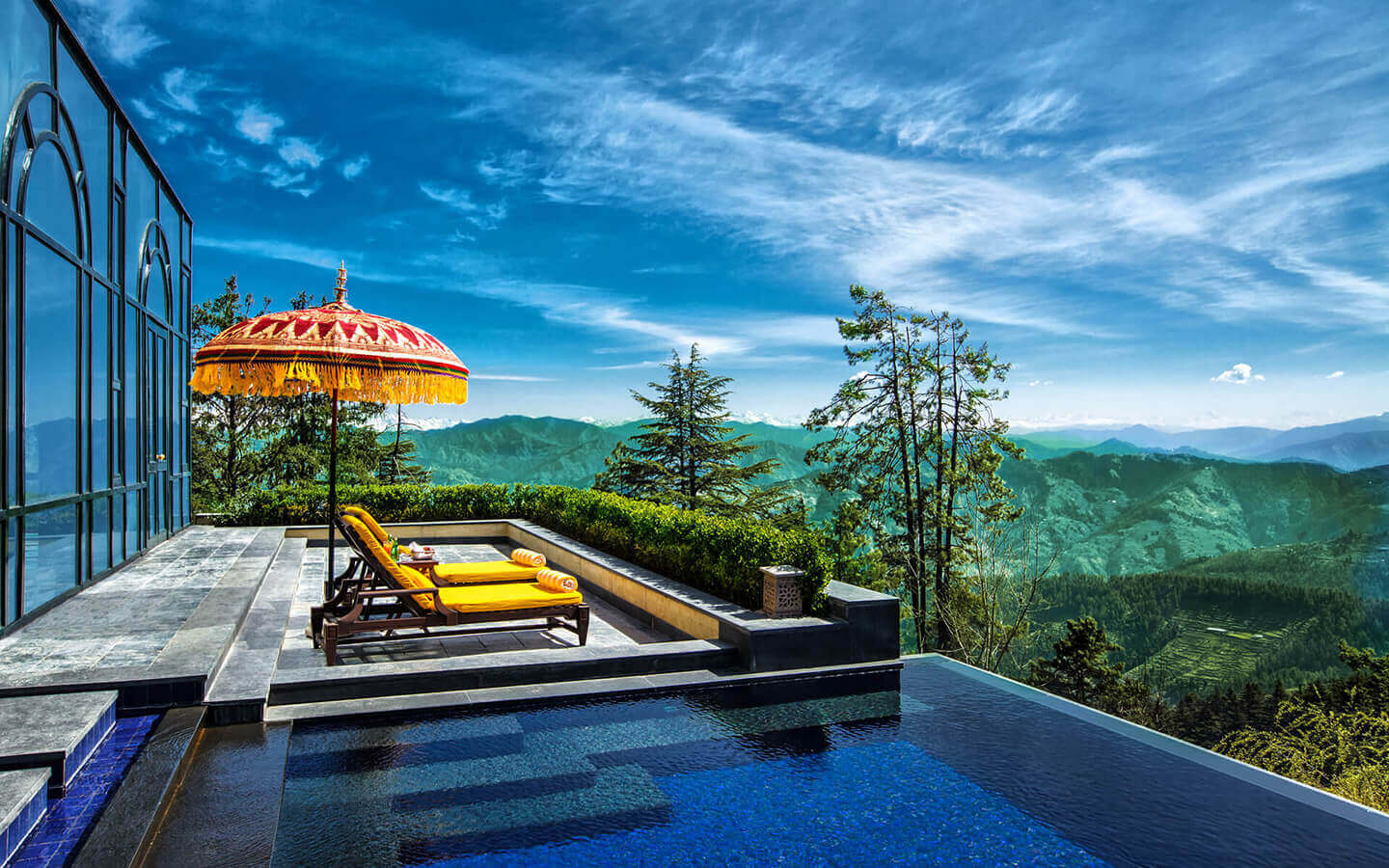 Wildflower Hall Spa, Shimla