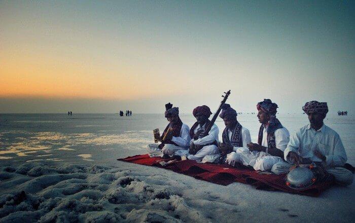 Folk Performances at Rann Utsav