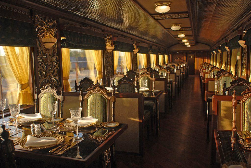 Mayur Mahal of Maharajas Express