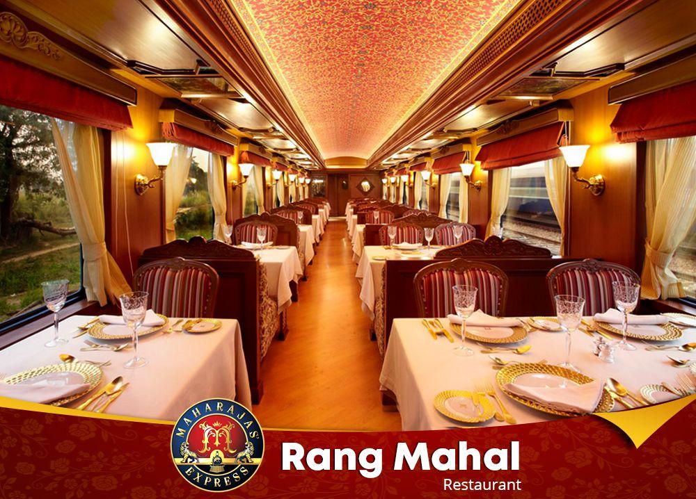 Rang Mahal of Maharajas Express