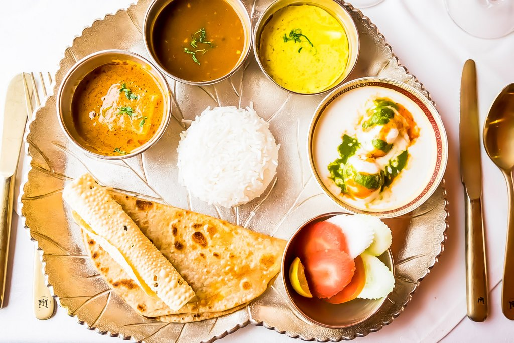 Maharajas Express Food