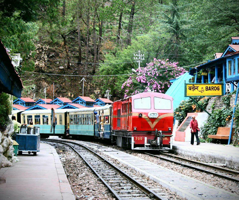 Barog Kalka-Shimla gauge