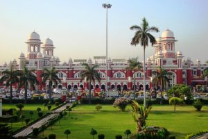 Charbagh Railway Station, Lucknow