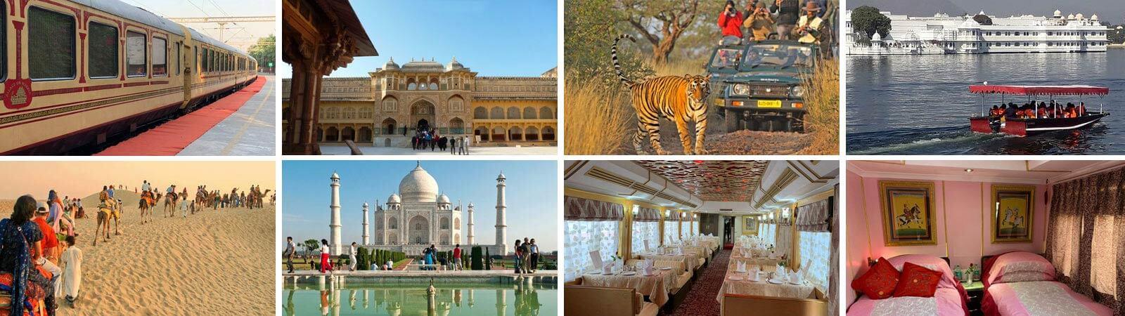 Palace on Wheels journey