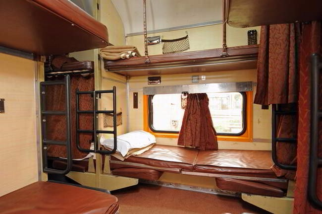 What are the Classes of Travel in Indian Railway?