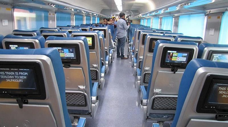 AC Chair Car
