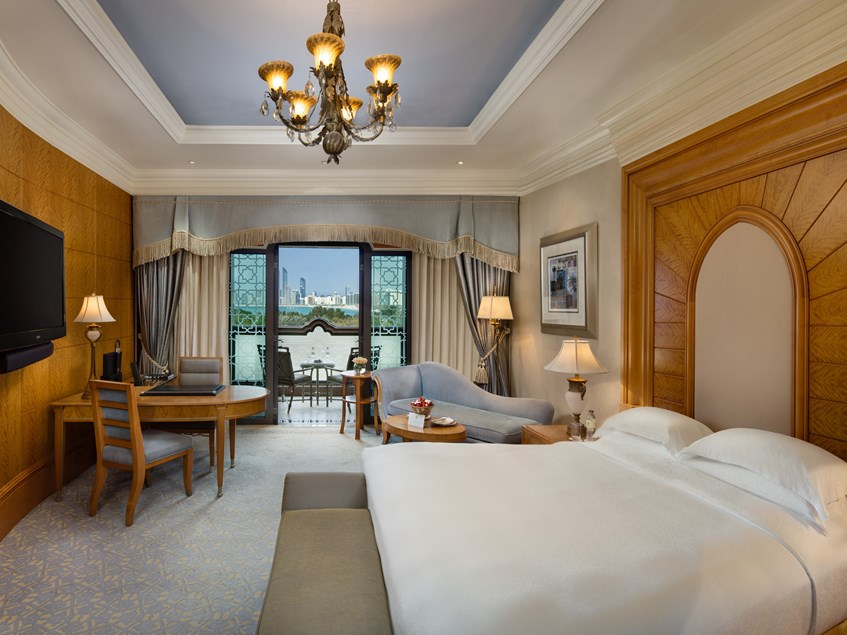 Emirates Palace, Abu Dhabi - Pearl Room