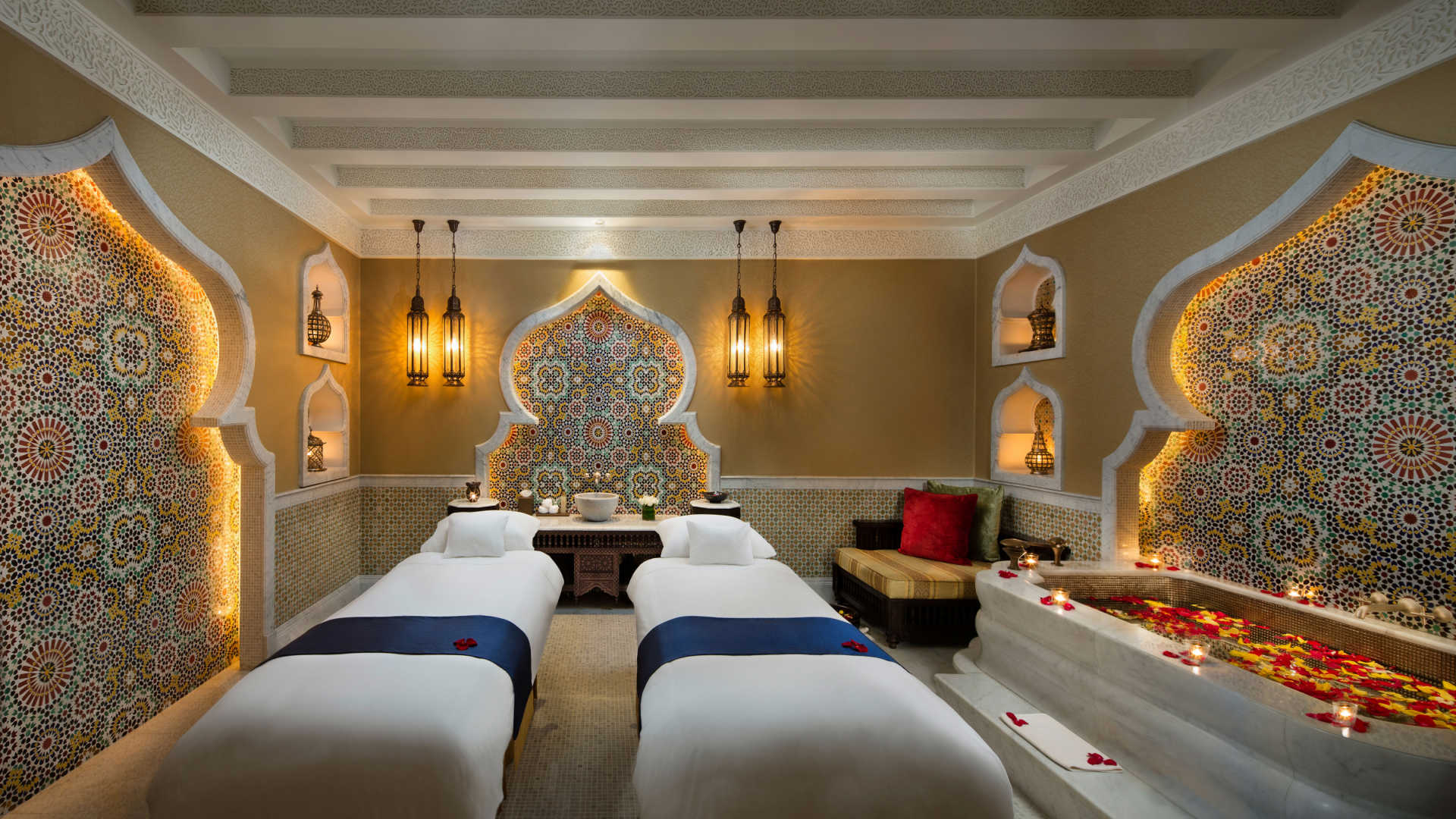 Emirates Palace, Abu Dhabi - Spa
