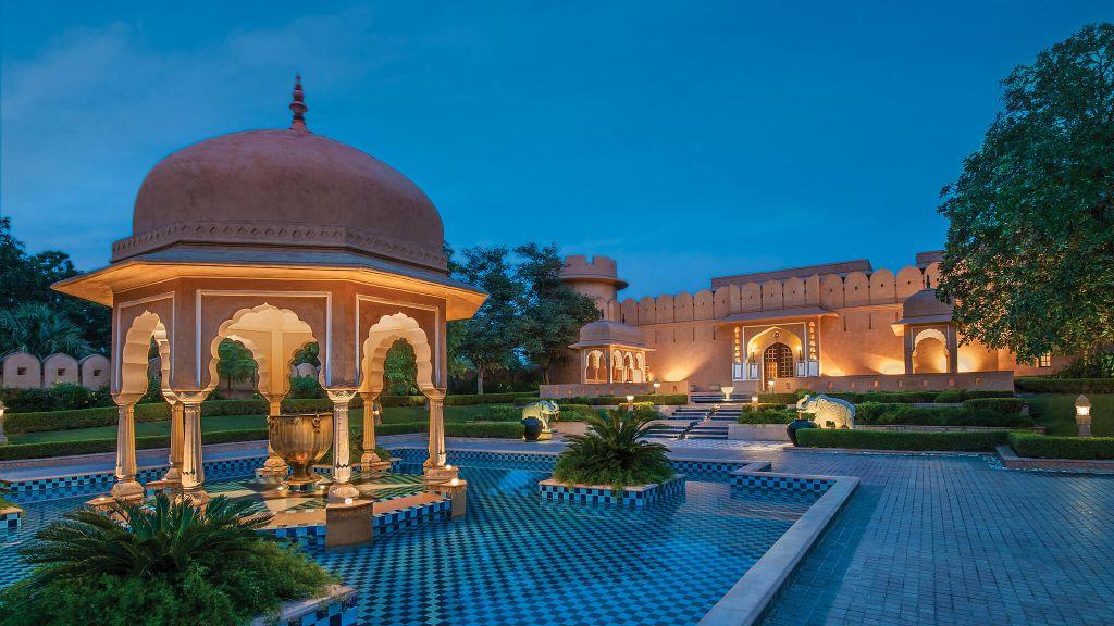 Oberoi Rajvilas, Jaipur