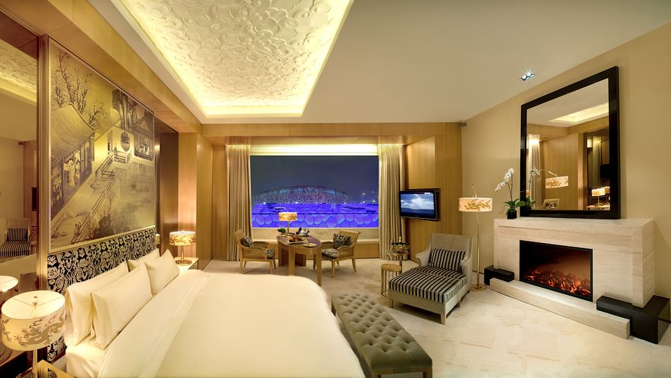 Pangu Seven Star Hotel, China - Premier Junior Suite