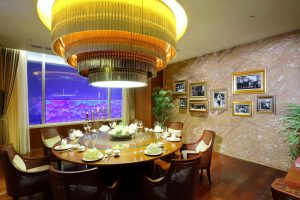 Pangu Seven Star Hotel, China - Restaurant