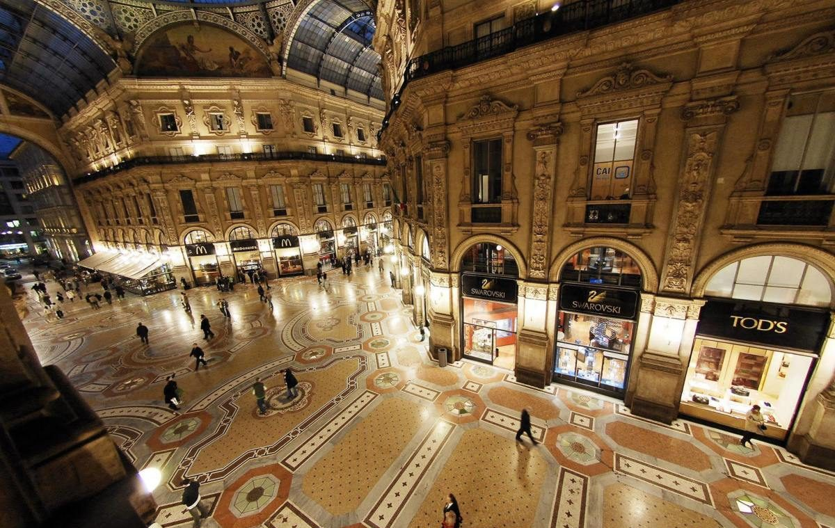 Town House Galleria, Italy
