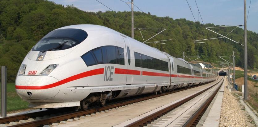 deutsche bahn ice train