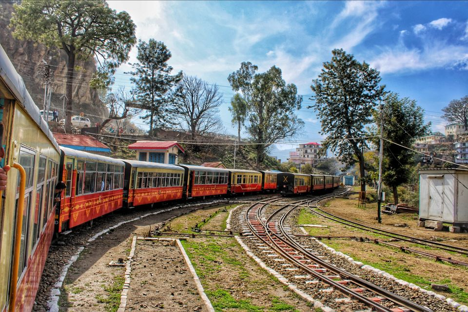 5 Exclusive Mountain Railways To Experience In India