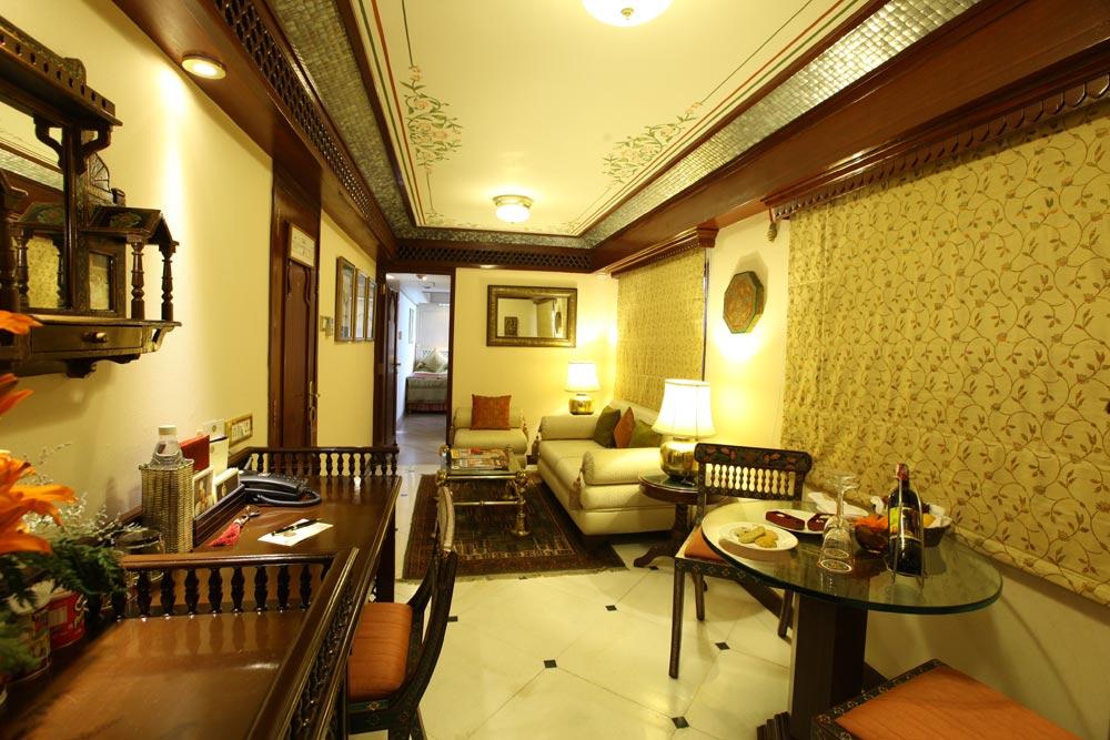 Maharaja-Express cabin