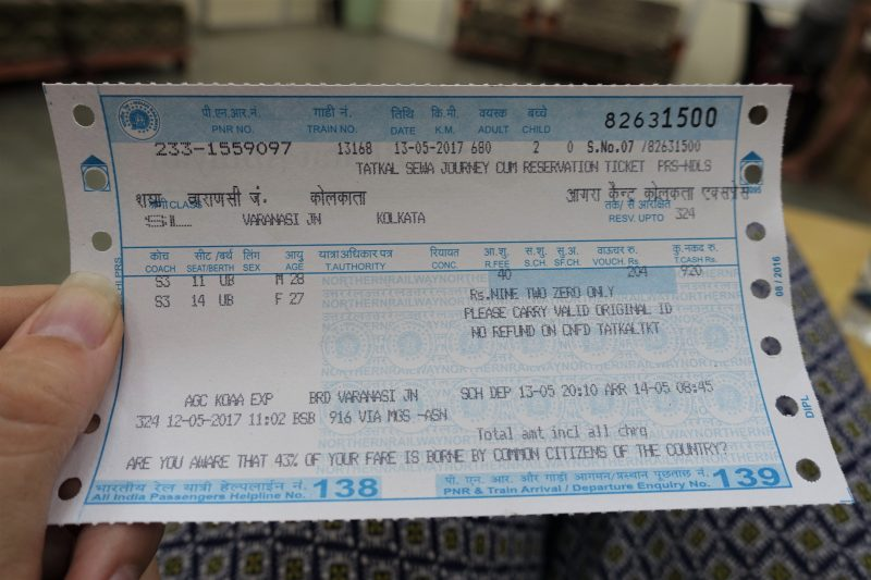 train-tickets-India