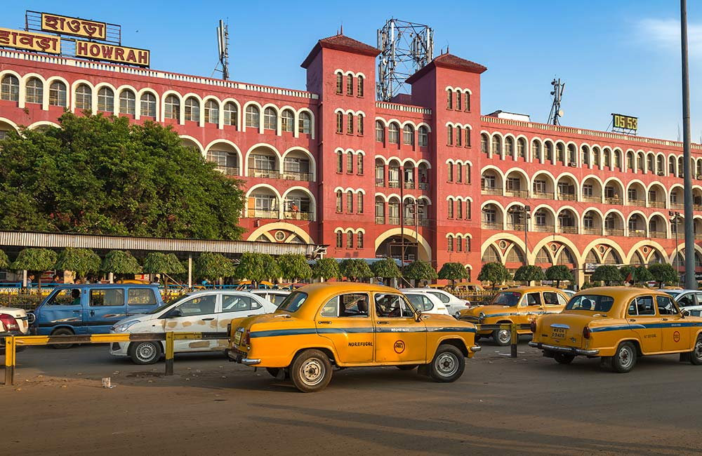 Howrah Junction Railway Station
