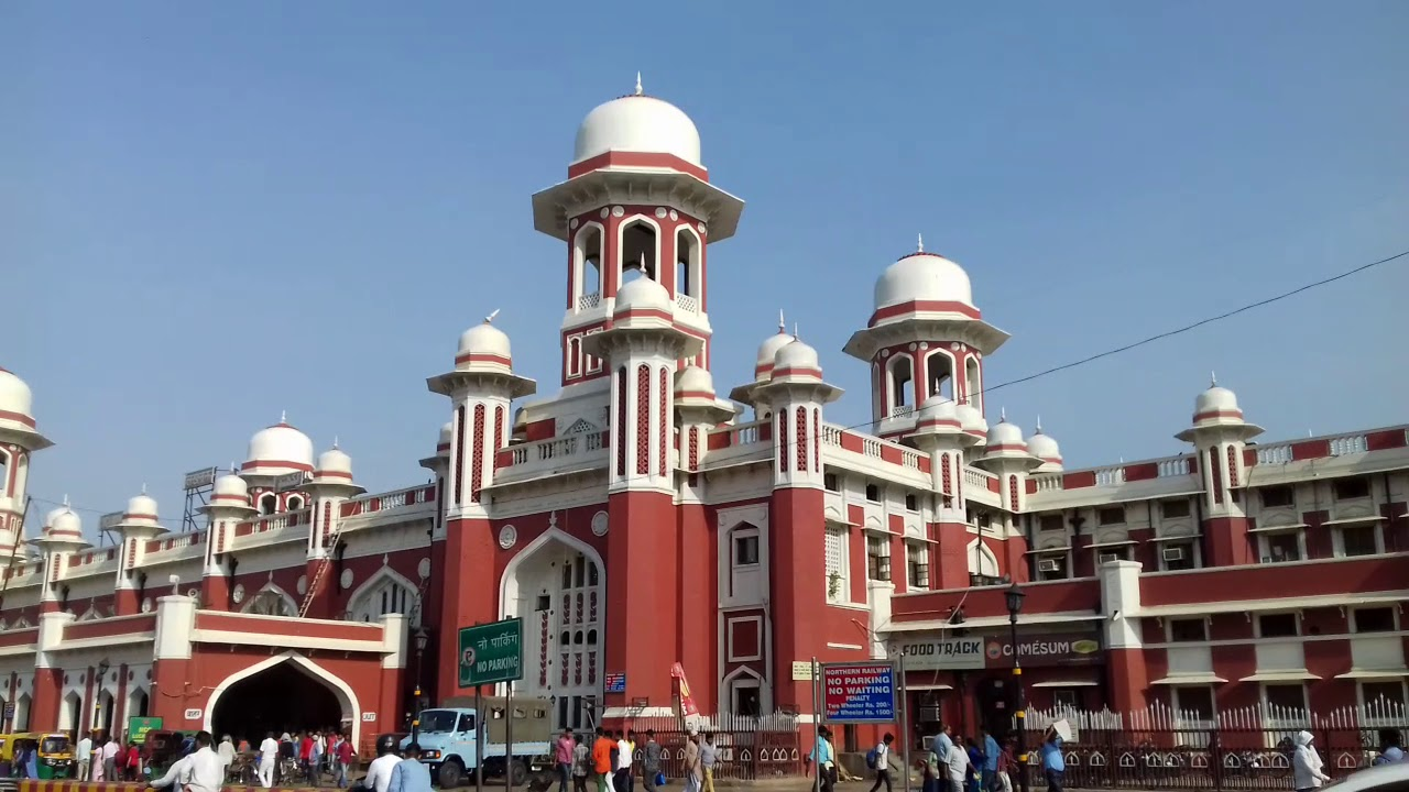 Lucknow Station