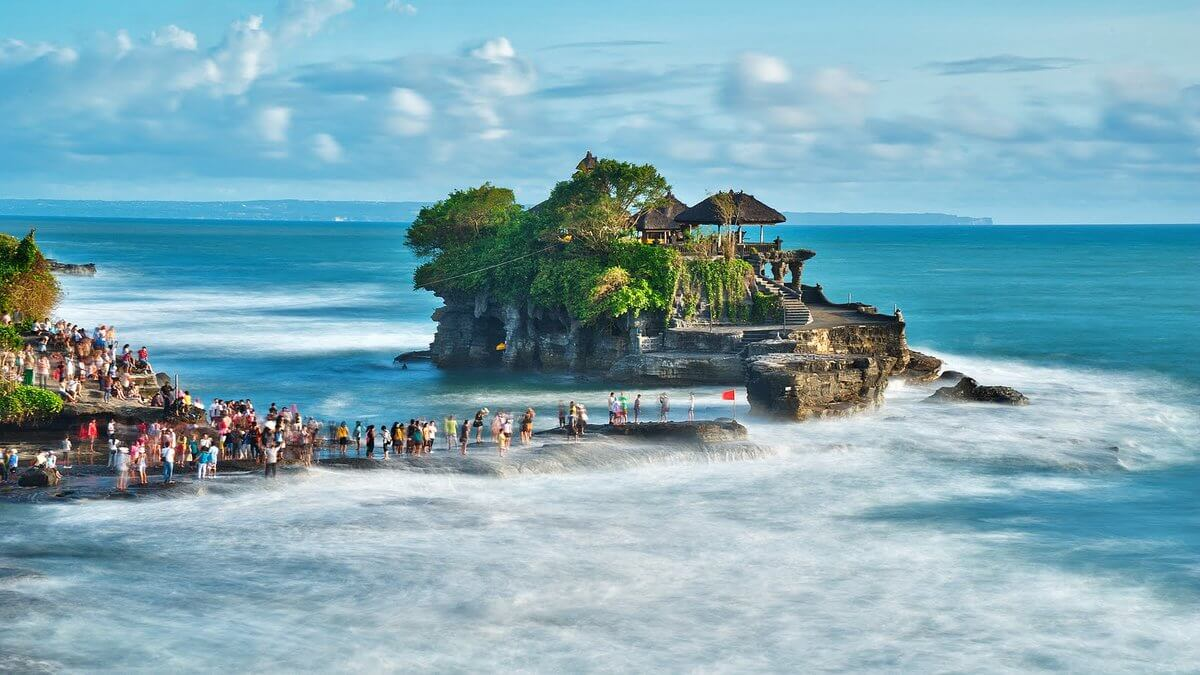 Indonesia attraction