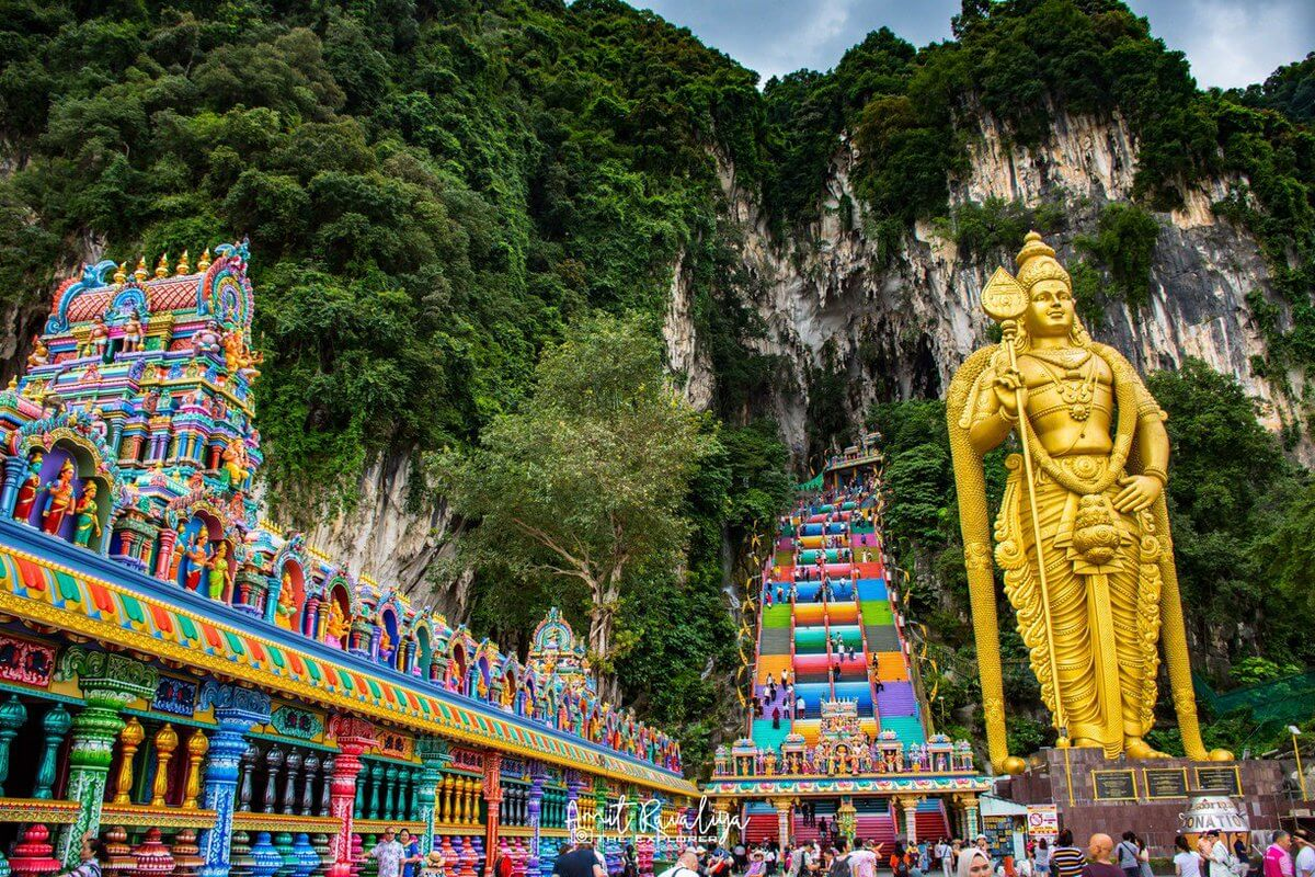 Malaysia attraction