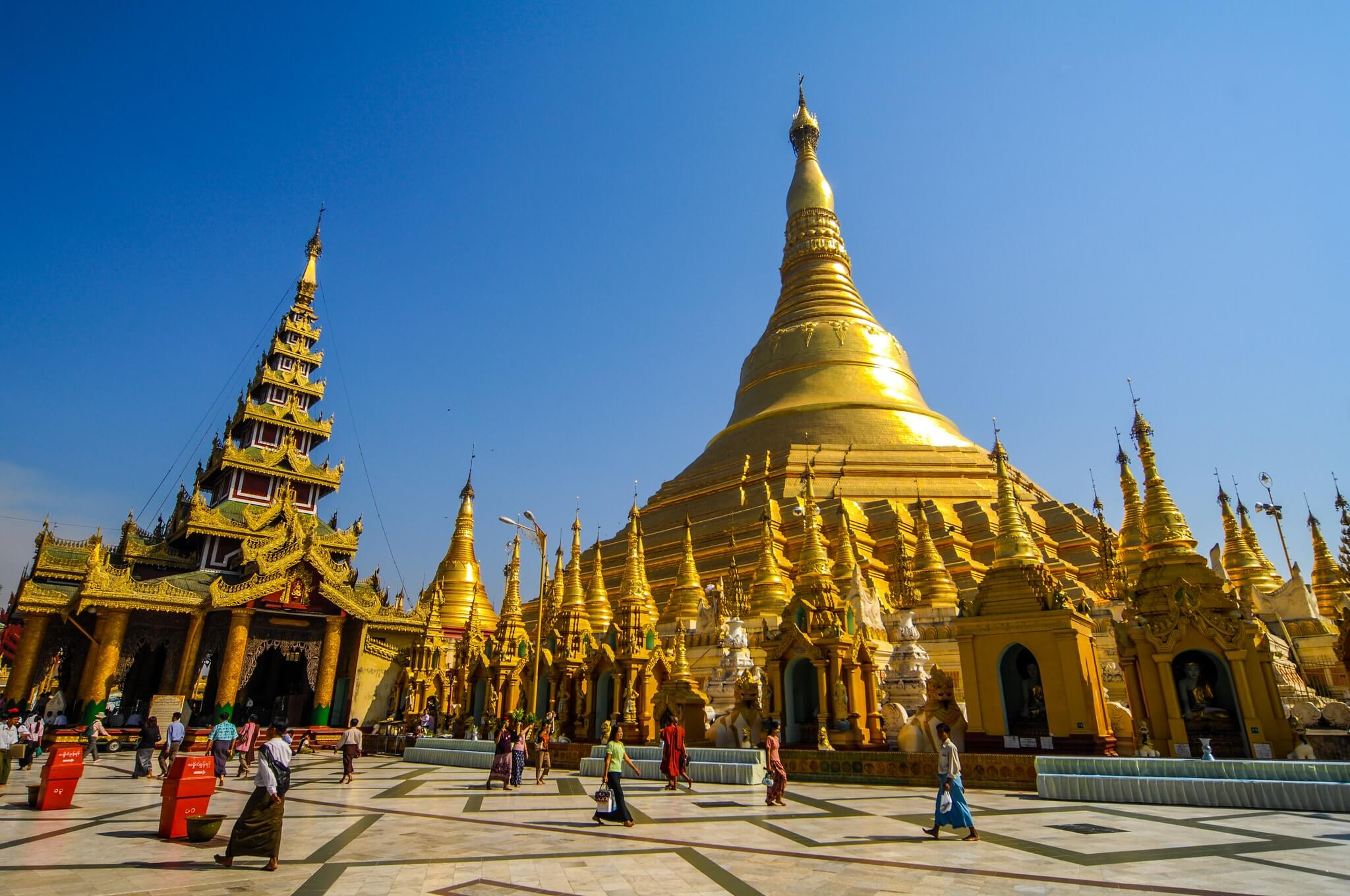 Myanmar attraction