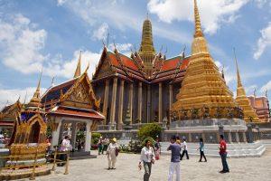 Thailand attraction