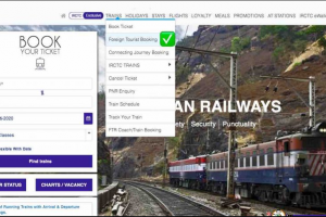 IRCTC Foreign Tourist Quota
