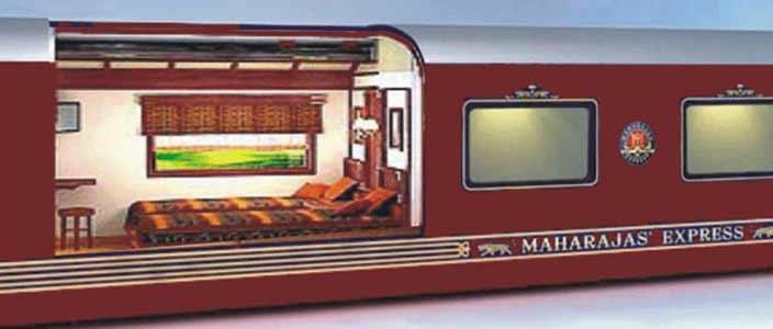 Maharajas Express Deluxe Cabin