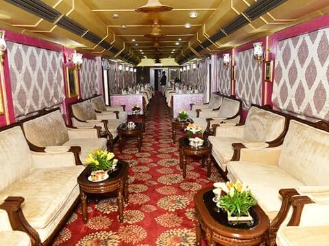 Palace on Wheels Train Departure Date 2018 - 2019