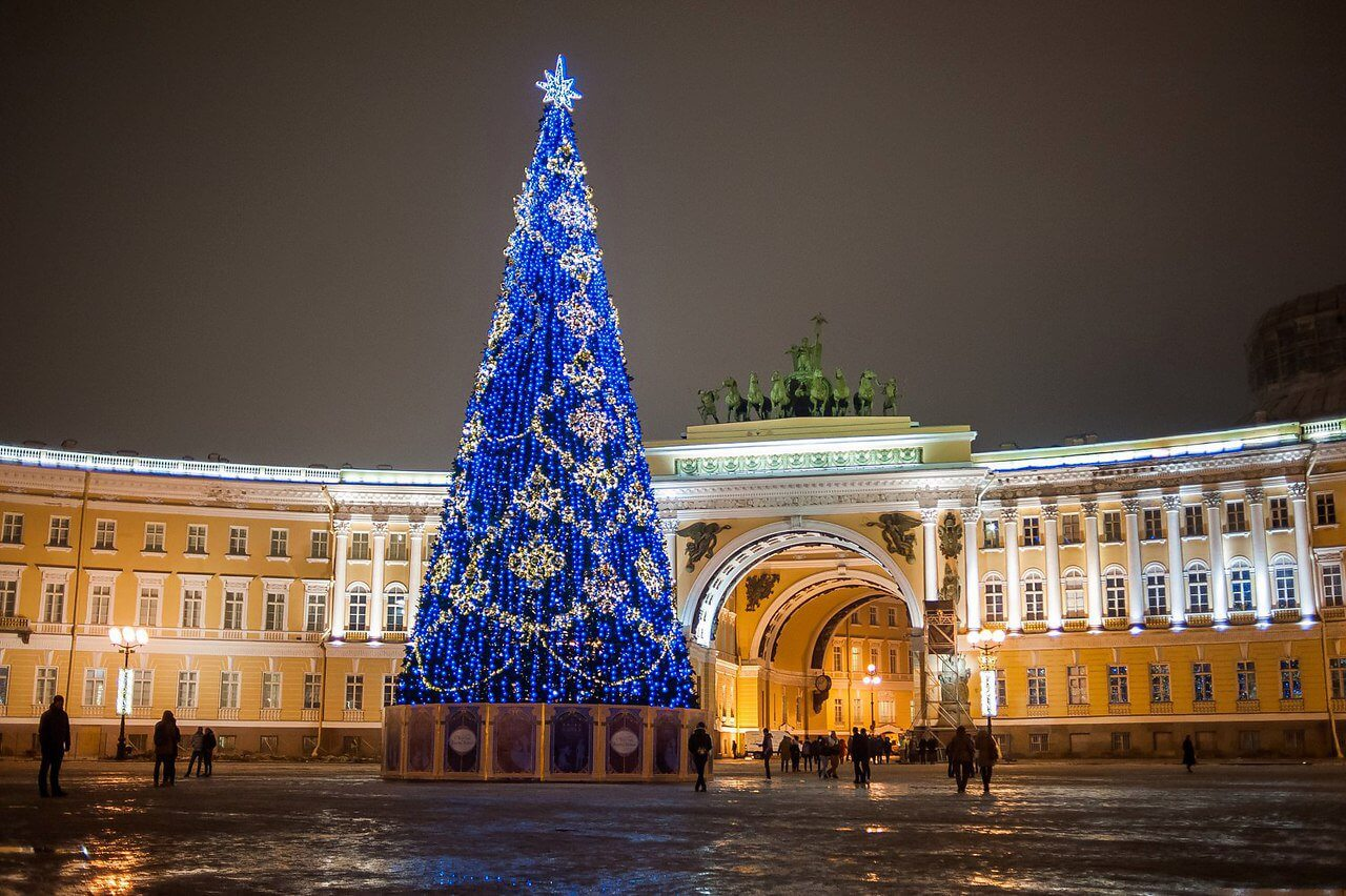 Enchant Christmas St. Petersburg