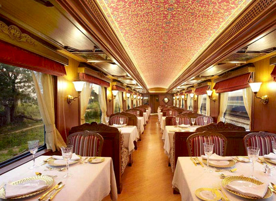 Maharajas' Express Treasures of India