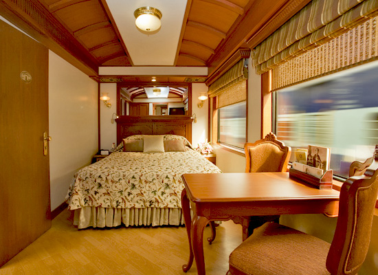 Maharajas' Express The Indian Splendour