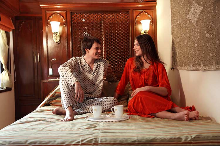 Maharajas Express Presidential Suite Images