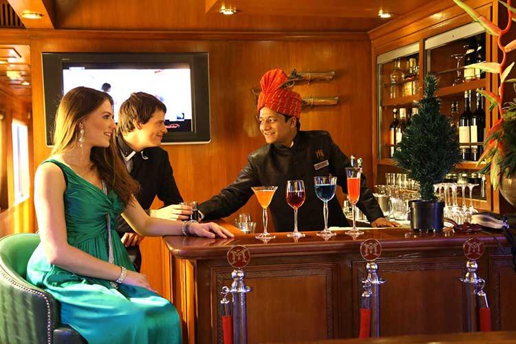 Maharajas' Express Lounge image