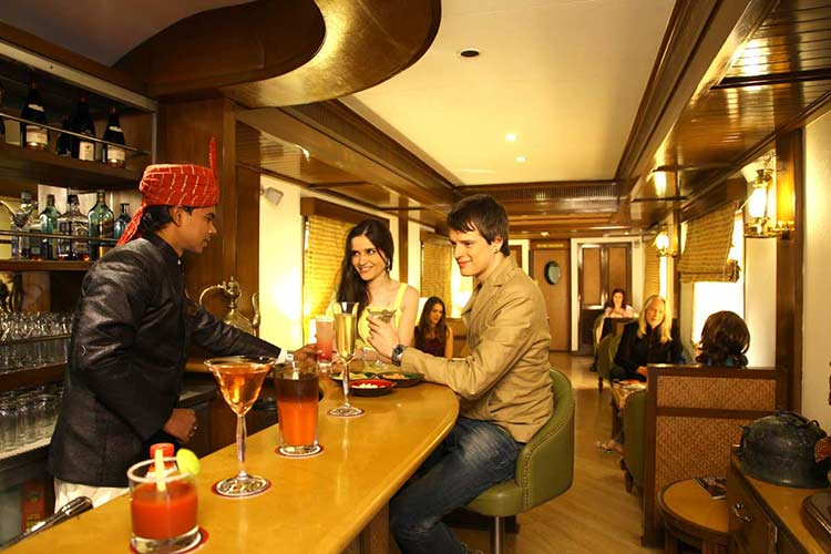 Maharajas' Express Safari Bar Pictures