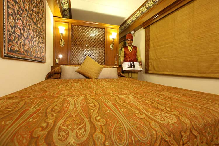 Maharajas' Express Suite Cabin Fare
