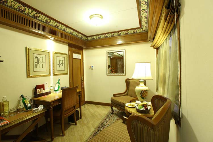 Maharajas' Express Suite Cabin Price
