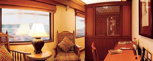 Maharajas' Express Suite Cabin Cost