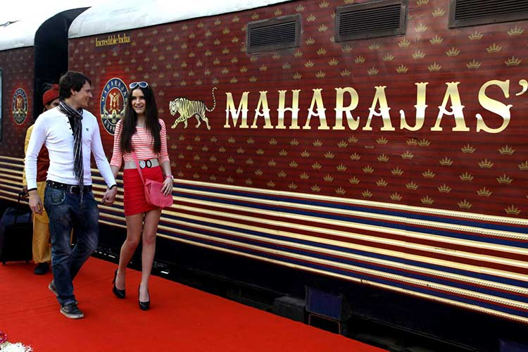 Maharajas' Express Train Exterior images