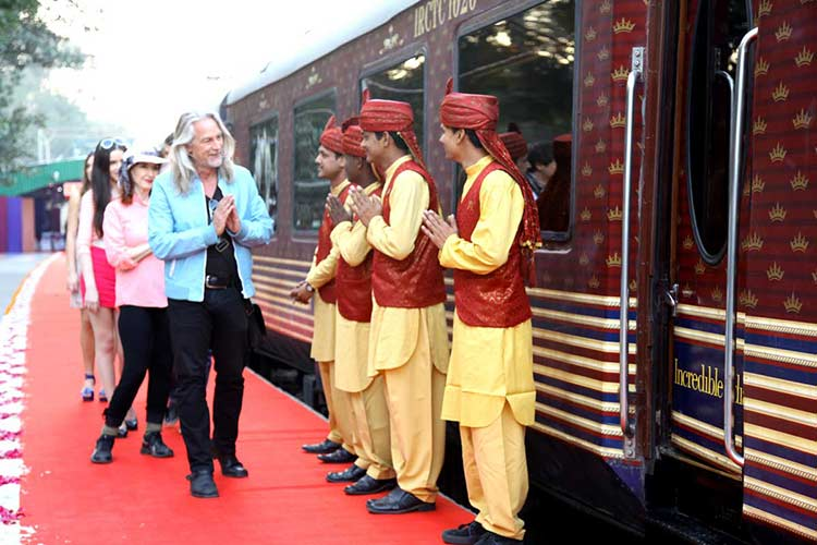 Maharajas' Express Train Exterior Photo Gallery
