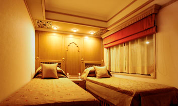 Maharajas' Express Presidential Suite