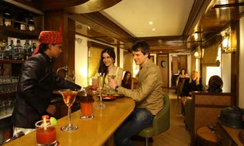 Maharajas' Express Safari Bar