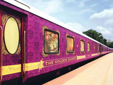 Golden Chariot will Operate its First Journey from March 2020