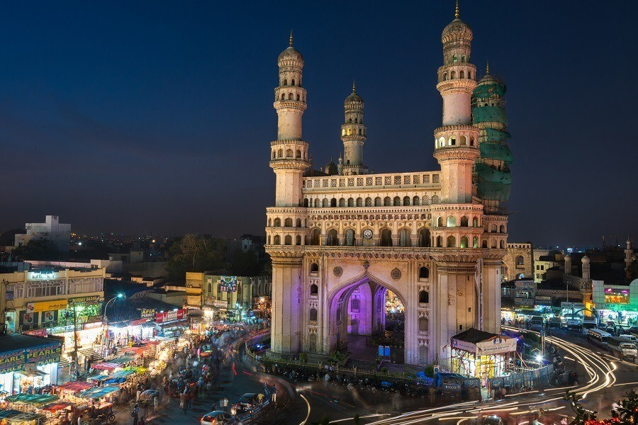 Hyderabad Declared India's Most Vegan-Friendly City Of The Year!